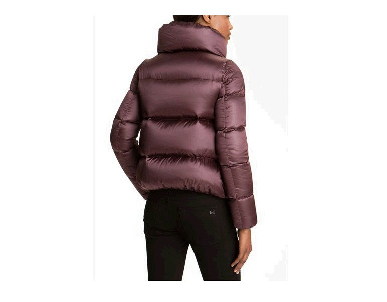 Pillow Collar Down Jacket for Women PQ172