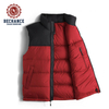 New Products Men's Padded Vest Quilted Gilet with Front Zipped Pockets Men Waistcoat