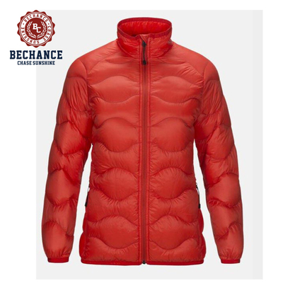 OEM Service for Women Outdoor Quilted Jacket for Winter Ski Jacket Women