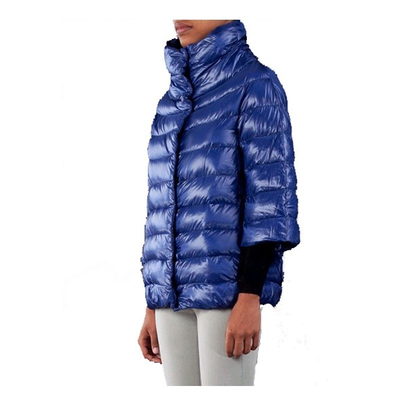 Mid-length Sleeved Down Jacket PQ237